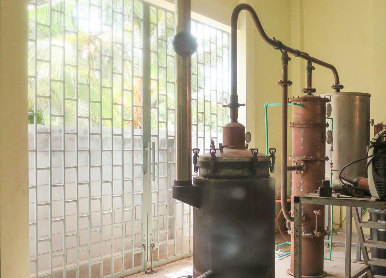 Magic Alambic Rum Distillery Ko Samui