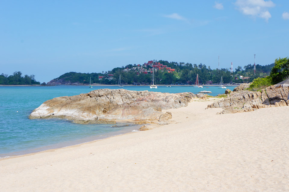 Tongsai Bay Beach