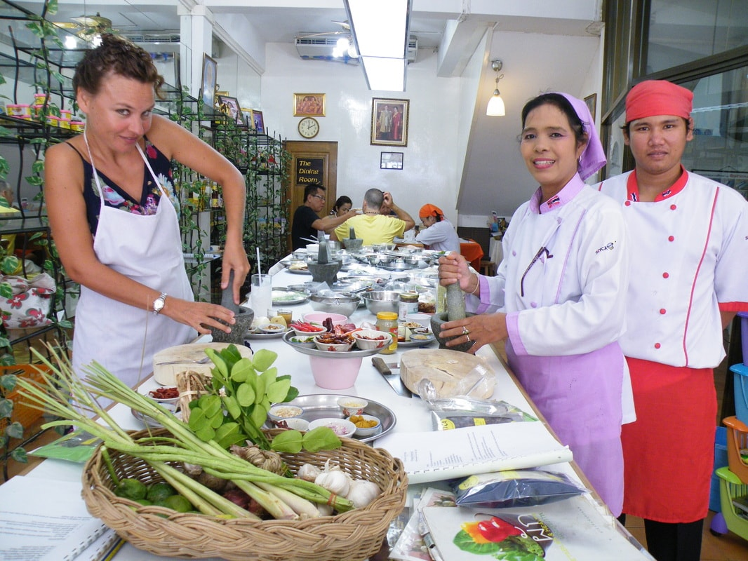 Samui Institute of Thai Culinary Arts